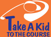 take kids to course